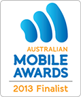 Australian Mobile Awards 2013 Finalist