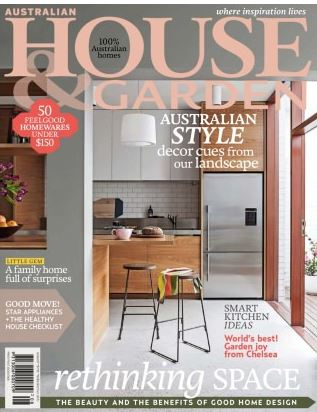 Home & Garden Magazine - Aug 2015