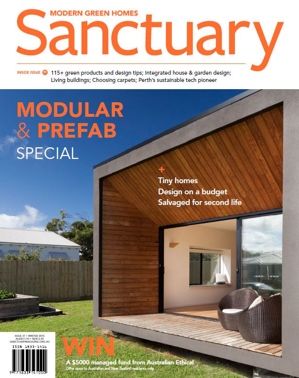 Sanctuary Magazine - Issue 31 - May 2015